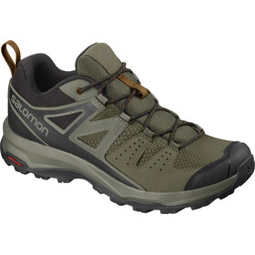 Salomon X Radiant Schoenen Heren, grape leaf/castor gray/cathay spice